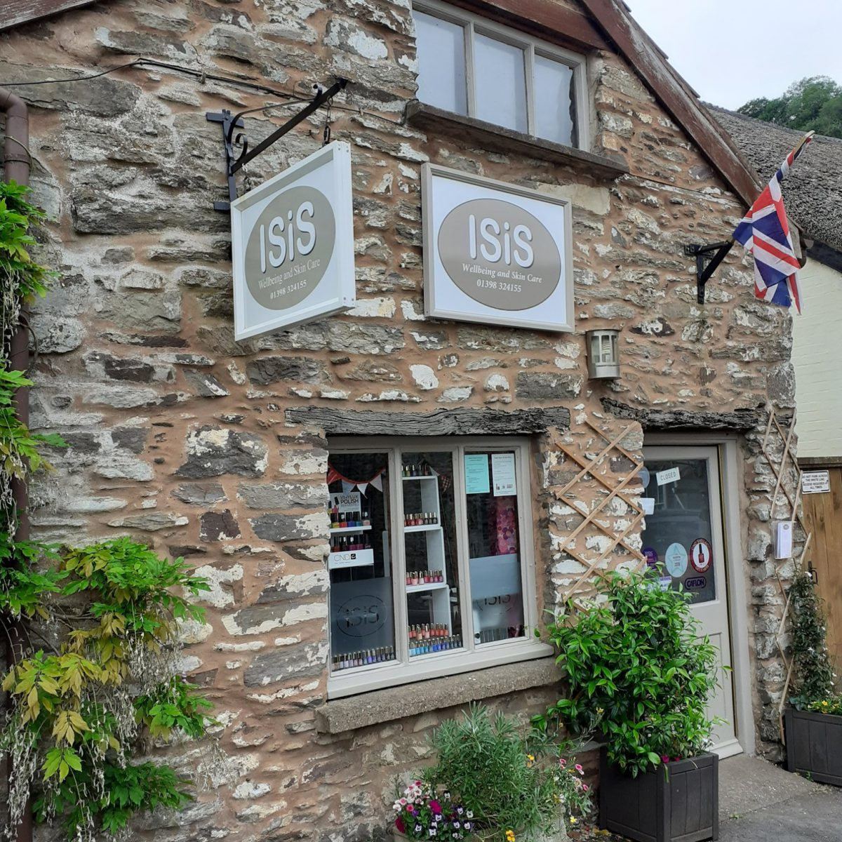 ISiS Wellbeing and Skin Care in Dulverton